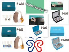 Hearing Digital Aid Enhancer Adjustable Behind the Ear BTE Sound Voice Amplifier