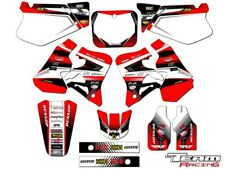 1995-1997 HONDA CR 125 R GRAPHICS KIT DECALS STICKERS MX DECO CR125 CR125R 1996S