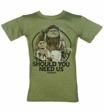 Official Men's Labyrinth Should You Need Us T-Shirt