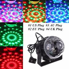 Premium Effect RGB LED Stage Light Lighting Crystal Magic Ball Effect Disco Bar