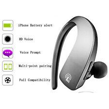 Mic Wireless Stereo Bluetooth Handsfree Headset Headphone Earpiece For iPhone 7