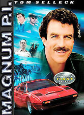 Magnum P.I. Complete First Season - DVD