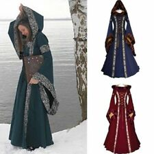 Renaissance Womens Costume Medieval Victorian Fancy Cosplay style XMAS Gift