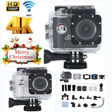 2'' LCD 4K Wifi 1080P Ultra HD Sports Action Camera DV Camcorder Waterproof CO
