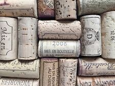 Natural Used Wine Corks - Ideal for Craft, Weddings Fast Dispatch from UK