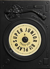 SUPER JUNIOR Play (8th Album Special)[Pause Ver.] CD+Photobook+Poster+Free Gift
