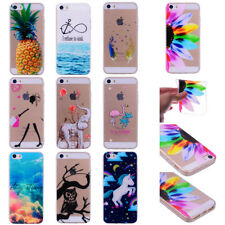 Genuine Original Ultra Thin Silicone Phone Case Cover for iPhone Samsung Phone