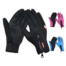 Women Men Skiing Gloves Snowboard Gloves Motorcycle Riding Touch Screen Mittens