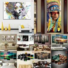 Unframed Modern Abstract Canvas Oil Painting Home Wall Artwork Picture Decor