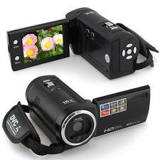 "Digital Video Camcorder Camera HD 720P 16MP DVR 2.7"" TFT LCD Screen 16x ZOOM U63"