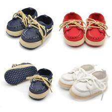 Baby Infant Boy Girl Soft Sole Sneaker Toddler Shoes Casual Denim Shoes 0-18M