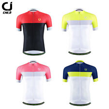 CHEJI Vintage Cycling Jersey Men's Road Bike Gear Bicycle Cycle Jersey Tops