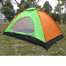 Two Person Wind-resistant  Waterproof Tent Camping Outdoor Party Family Travel
