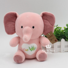 New cute little elephant plush toy doll cute elephant doll boutique doll