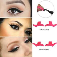 Eyeliner Stamps Makeup Tools Easy to Use Vamp Stamp Cat Eye Wing Stamp Cosmetic