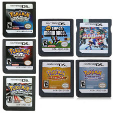 Pokemon Super Mario Bros 208 IN 1 Game Card For NDSL NDSI NDSXL 3DS 3DSL