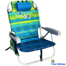 Backpack Cooler Chair Beach Fishing Folding Lounge Chairs Portable Lightweight