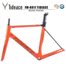 OEM Full Carbon Road Bike Frames T800 Carbon Racing Cycling Bicycle Frameset BSA