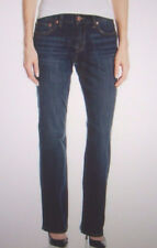 new Lucky Brand  Easy Rider dark wash boot cut jeans mid rise sz 4 x 32