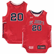 St. Johns Red Storm Under Armour Youth Replica Basketball Jerseys Basketball
