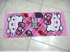 Hello Kitty Eyeglasses Washcloth Hand Towel 80x34cm KK50