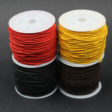40/50 Meters Round Elastic Stretch Cord Thread String For Necklace Bracelet