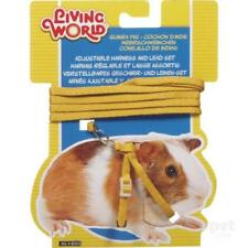 NEW Living World - Guinea Pig - Harness and Lead Set