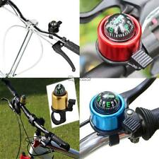 Bicycle Bell Road Mountain Bike Handlebar Ring Horn with Compass Bike MSF