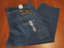 NEW LEE MENS BIG & TALL LOOSE STRAIGHT LEG CARPENTER JEANS MANY SIZES AVAILABLE