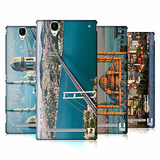 HEAD CASE DESIGNS BEST OF ISTANBUL HARD BACK CASE FOR SONY PHONES 3