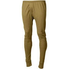 MFH US Underpants Level I Gen III Military Winter Tactical Base Layer Coyote Tan