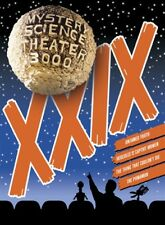 MYSTERY SCIENCE THEATER 3000 VOLUME XXIX 29 New 4 DVD MST3K