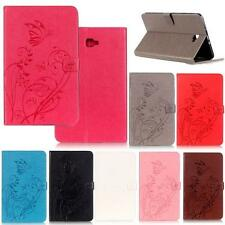 "Leather Folio Flip Cover Stand Tablet PC Case For Samsung Galaxy Tab 7""-10.1"""
