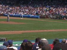 2-4 tickets to Chicago Cubs vs. Pittsburgh Pirates - Wrigley 6/9 - Sect 11 Row 9