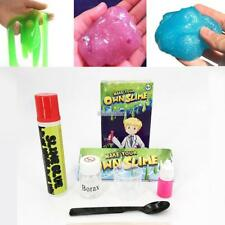 Slime Making Kit Make Your Own Stretchy Fun Science Educational Kids Toy EFFU 01