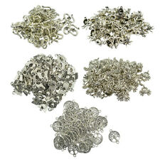 50 x U-pick Antique Silver Charms Pendants DIY for Jewelry Making & Crafting