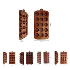 Mold Bakeware Jelly Ice Baking New 1pcs Chocolat Cake Cookie Candy Mould Muffin