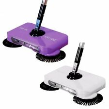 Ultra Silent Push-type Sweeping Machine Cleaner Sweep+ Wipe Dual Purpose
