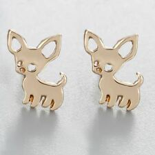 Gift Women Cute Pet Lovely Chihuahua Jewelry Ear Accessories Earring Dog Stud