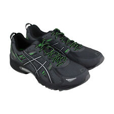Asics Gel Venture 5 Mens Gray Textile Athletic Lace Up Running Shoes