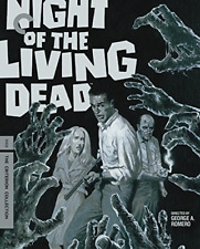 Night of the Living Dead (The Criterion Collection) [Blu-ray] New DVD! Ships Fas
