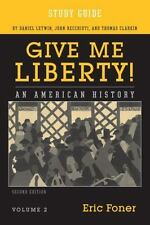 Give me liberty an american history ebay study guide for give me liberty an american history second edition vol fandeluxe Gallery
