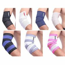 Wrist/Knee/Hand/Thigh/Elbow Support Brace Arm Pad Guard Bandage Wrap Adjustable