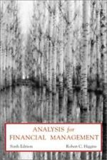 Analysis for Financial Management by Higgins, Robert
