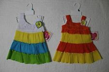 NEW GIRLS YOUNGLAND SUN DRESS VARIOUS STYLES AND SIZES 12 MONTH, 18 MONTH, 5 & 6