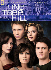 One Tree Hill: The Complete Fifth Season DVD