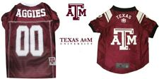 Texas A&M Aggies NCAA LICENSED Dog Jerseys -  pink, nice jerseys, All Sizes