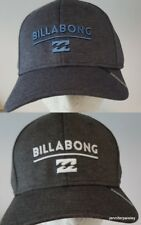 BILLABONG CAP HAT NEW MENS  Unity one STRETCH FLEX Black Heather , Grey Heather