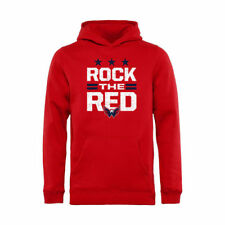 Washington Capitals Youth Hometown Collection Rock the Red Pullover Hoodie - Red