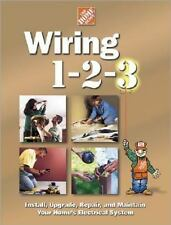 NEW - Wiring 1-2-3 (Home Depot ... 1-2-3) by Home Depot Books